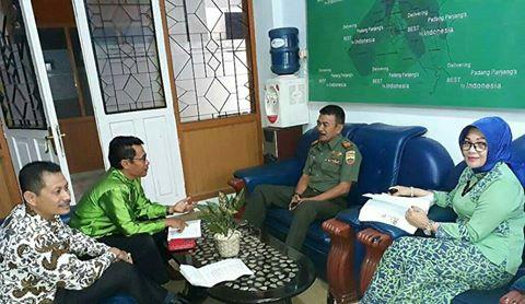 Kota Padang Panjang Rampungkan Persiapan Hut Ri Ke 72 Kementerian Agama Provinsi Sumatera Barat