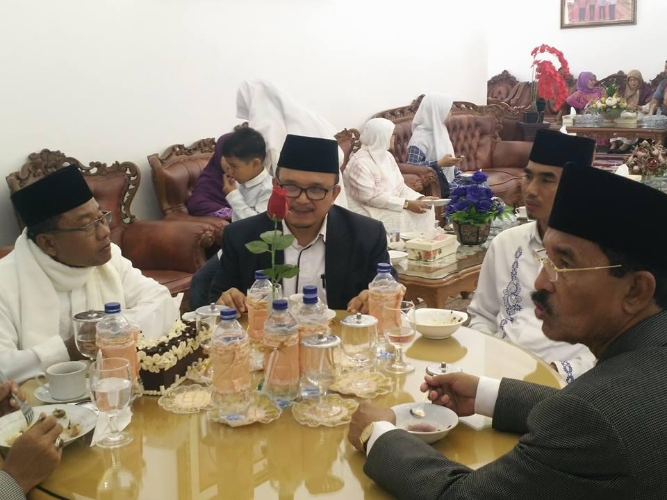 Semangat Qurban Perkuat Ukhuwah Islamiyah dan Insaniyah di Pasaman -  Kementerian Agama Provinsi Sumatera Barat