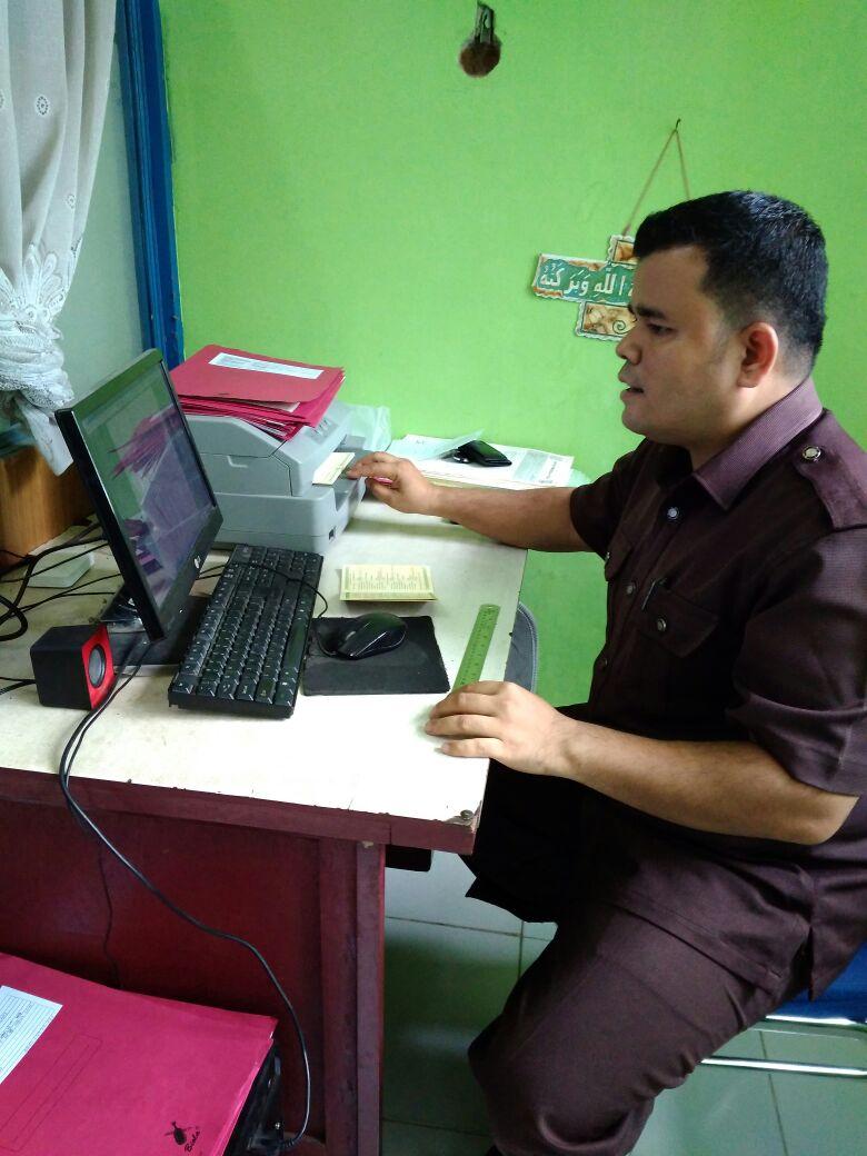 Kantor Kua Kecamatan Koto Tangah Terus Berbenah Kementerian Agama Provinsi Sumatera Barat