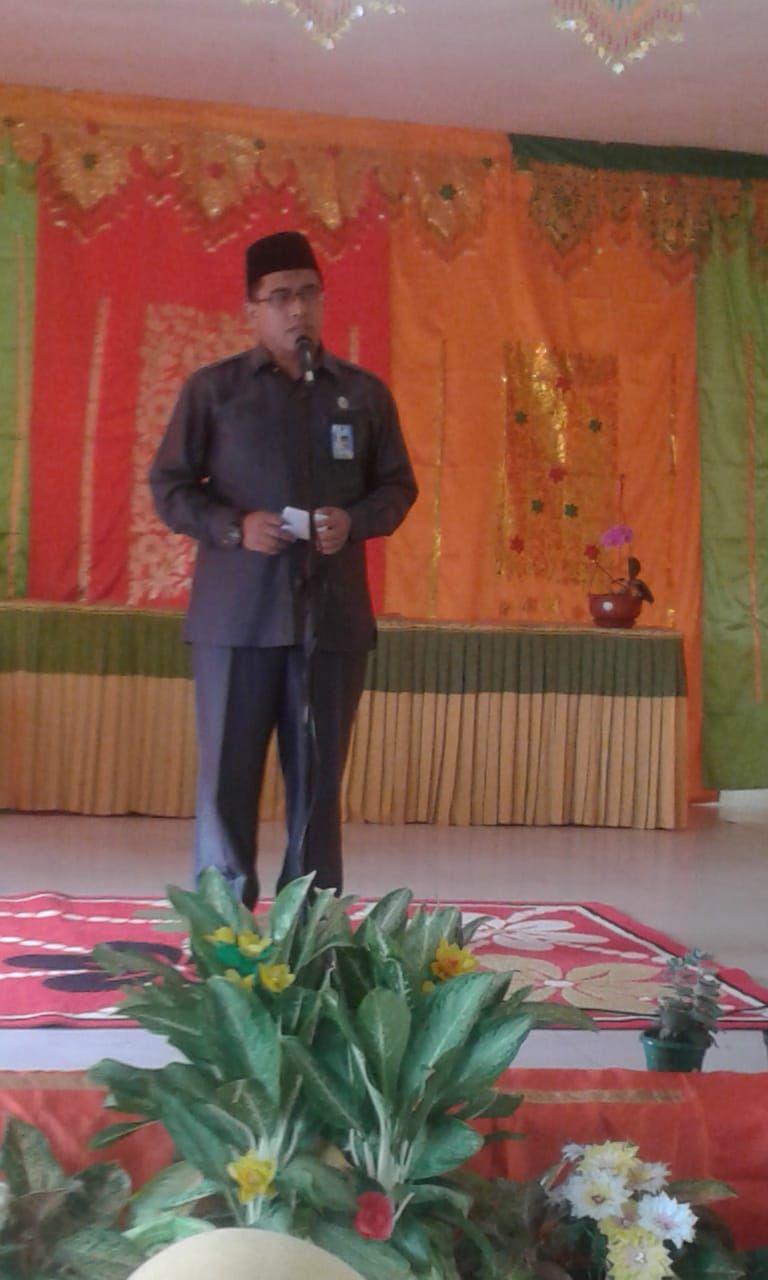 MTsN 2 Bukittinggi Berganti Nahkoda Kementerian Agama