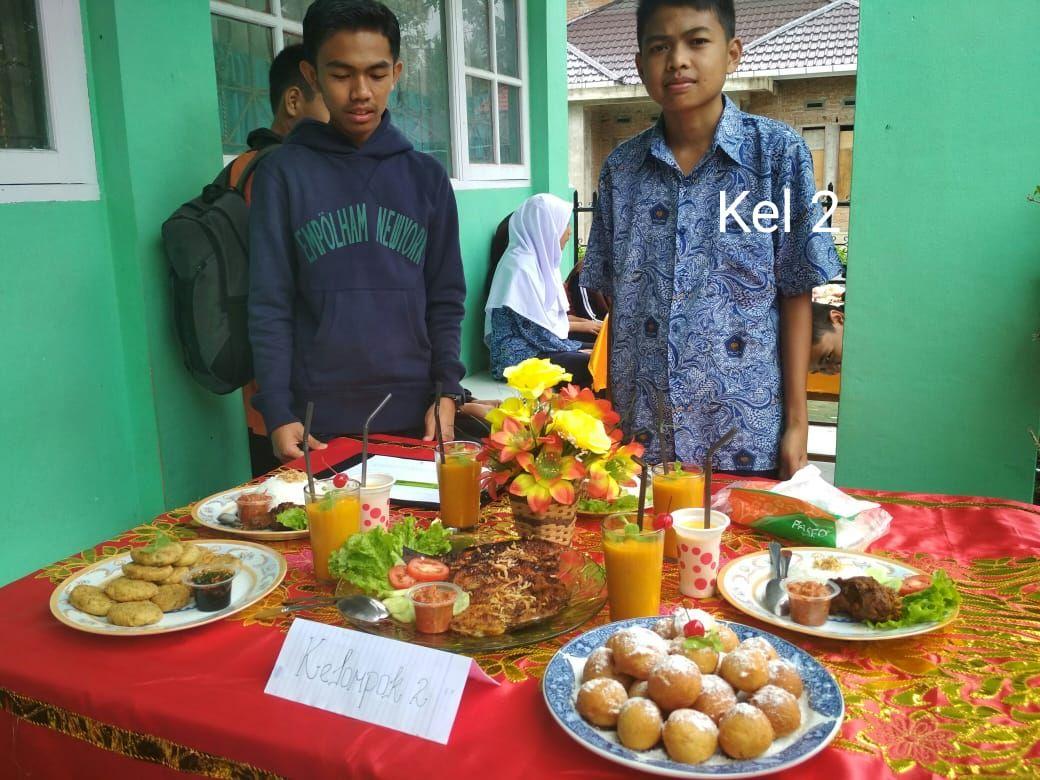 Ujian Praktek Di Mtsn 8 Agam 4 Sehat 5 Sempurna Kementerian Agama Provinsi Sumatera Barat