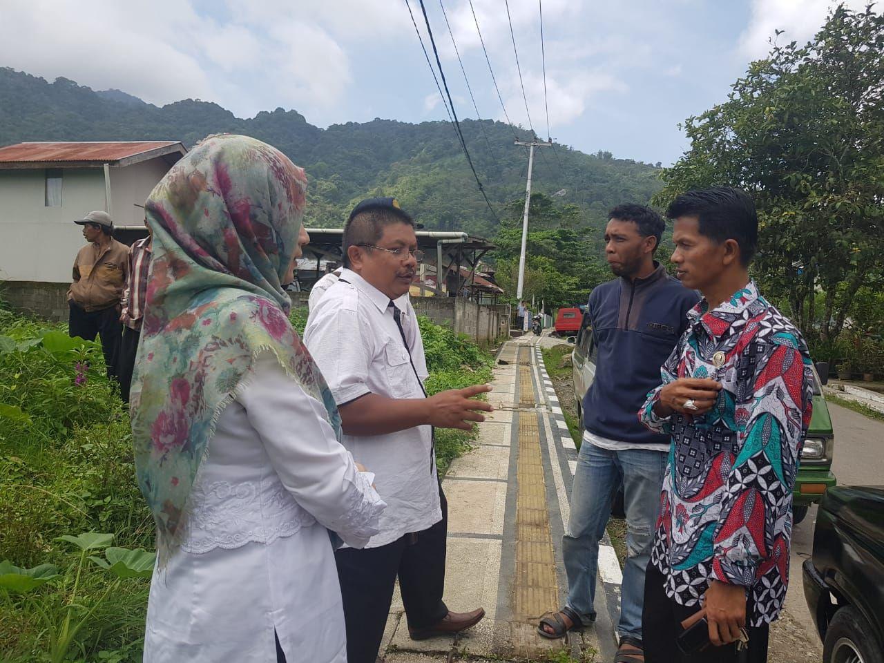 Awal Tahun 2020 Kemenag Kota Padangpanjang Sondir Tanah Pembangunan Kua Padangpanjang Timur Kementerian Agama Provinsi Sumatera Barat