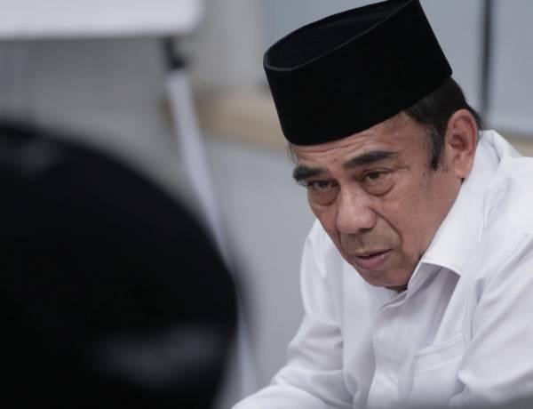 KH Abdullah Syukri Wafat, Menag: Indonesia Kehilangan Tokoh Pendidikan & Pembina Umat