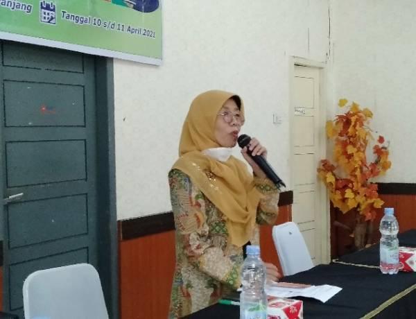 Ketua DWP: Kerjasama & Bangun RA, Giatkan Jum'at Berkah