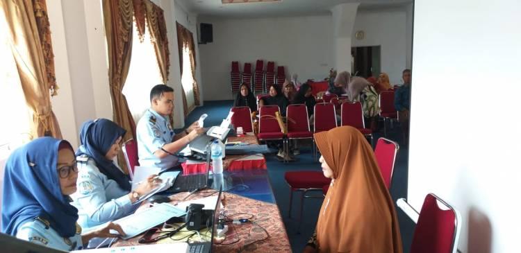 Pelayanan Pengurusan Paspor Haji Terpadu di Kantor Bupati