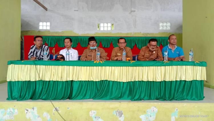 Kakankemenag Pimpin Serah Terima  Jabatan Kepala MAN 1 Solok