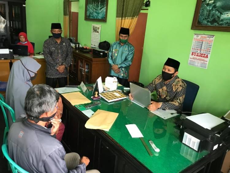 Monitoring Perdaftaran Haji Dalam layanan Inovasi