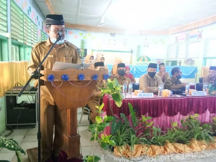 Kakankemeng Kab. Solok Buka Rakor Penmad dan Launching Layanan Online