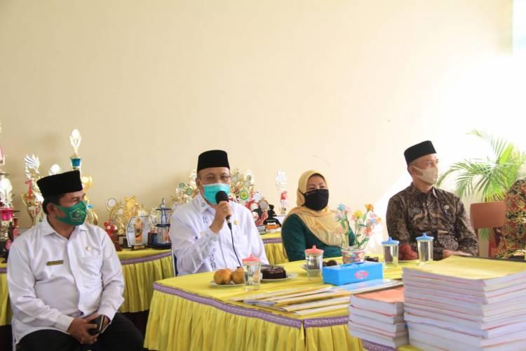 Kepala Madrasah di Agam Dinilai Tim Kanwil