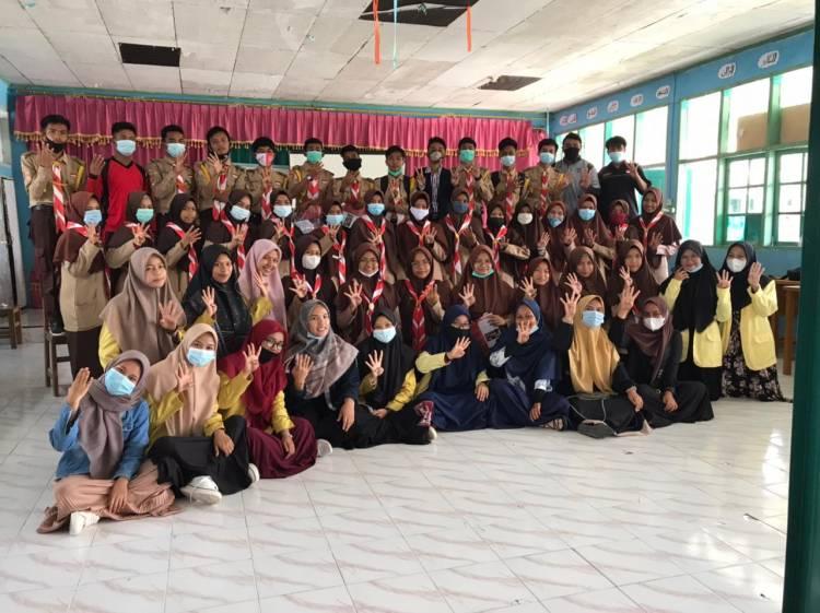 Mahasiswa Alumni MAN 4 Agam Rekatkan Silaturrahim  dengan Motivasi dan Sosialisasi Perguruan Tinggi