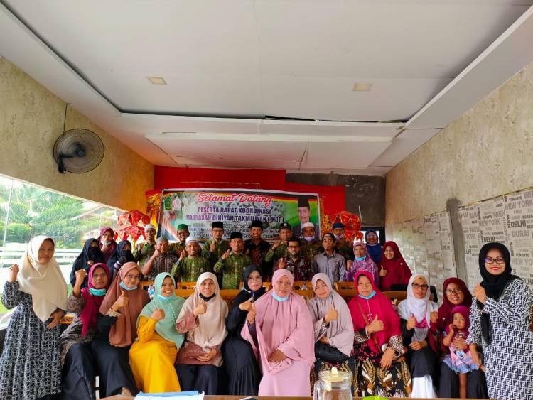 DPC FKDT Sijunjung Gelar Muscab di Situjuah