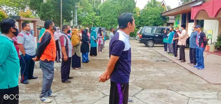 Rabu Sehat di Kemenag Kota Payakumbuh