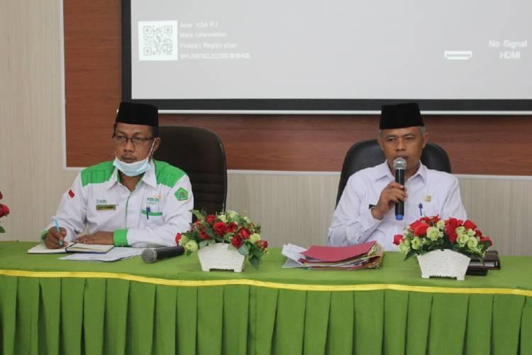 Jelang Ramadhan 1442 H, Kemenag Imbau Jajaran Gencar Sosialisasikan Edaran Menag