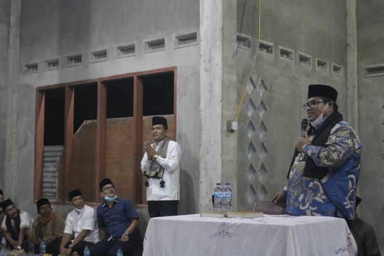 Wakaf Al-Quran Diapresiasi Bupati