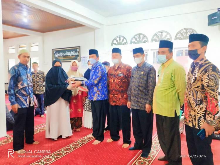 Pertebal Keimanan, Kemenag Kota Payakumbuh Gelar Wirid Mingguan