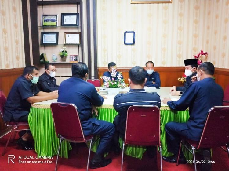 Bentuk Panitia Amil Zakat Kankemenag Kota Payakumbuh Gelar Rapat