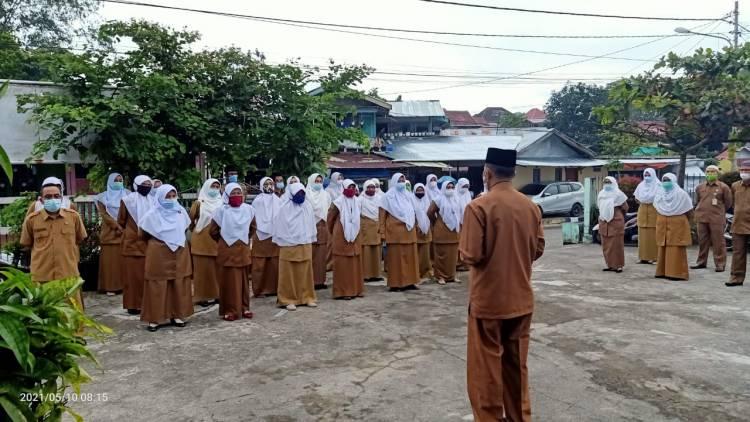 Kakan Kemenag Padang Panjang Imbau Jajaran Kawal SE Menag No. 07 Tahun 2021