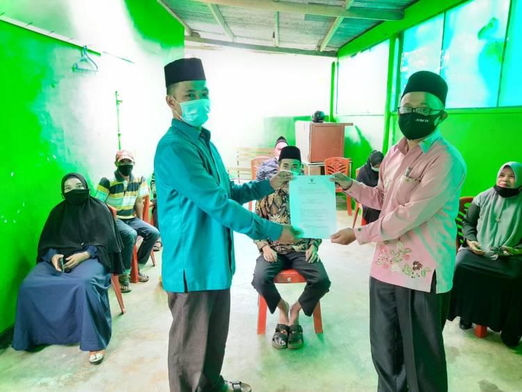 Kua Palembayan Maksimalkan Sosialisasi SE Menag RI No. 7 Tahun 2021