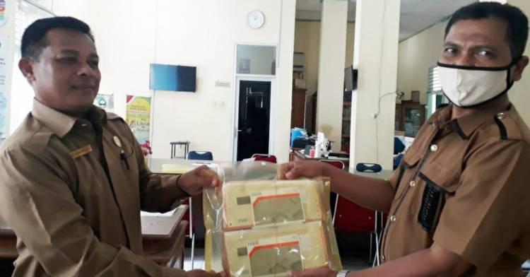 Wakili Kabid Papkis, Syahrizal Bahas Pencairan TPG PAI Non PNS Sumbar