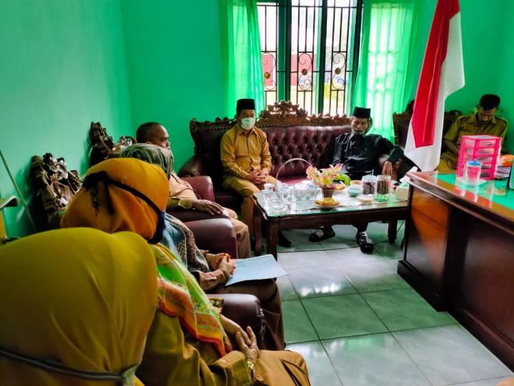 Empat Tim Kemenag Sijunjung Pantau Kehadiran ASN di Hari Pertama Kerja