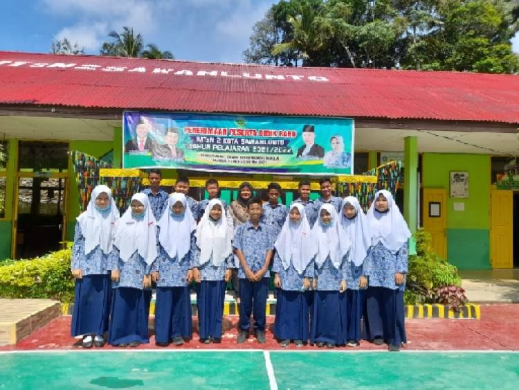 15 Pelajar MTsN 2 Sawahlunto Lolos Babak Pertama Kompetisi Matematika Online Tingkat Internasional