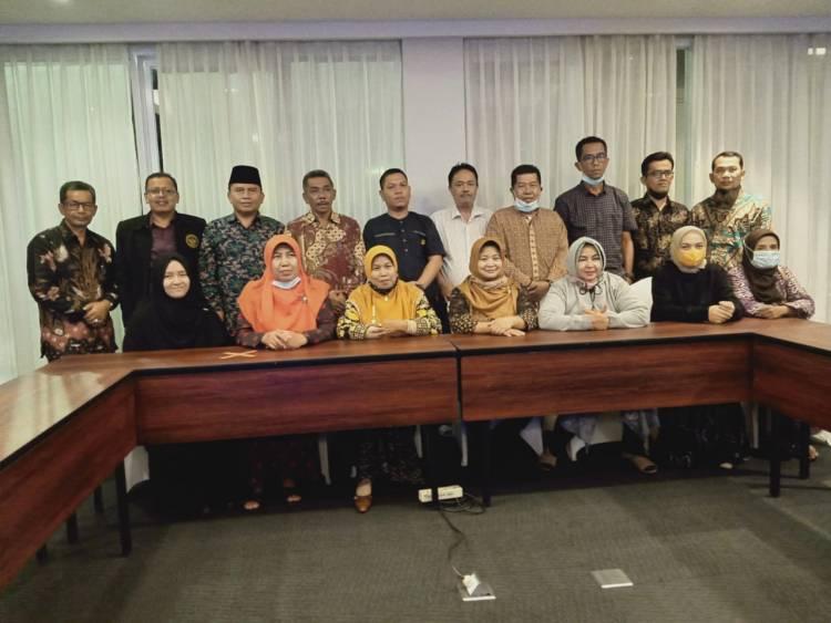 DPRD Kabupaten Agam Lakukan Harmonisasi Ranperda Zakat dengan Kankemenag Agam