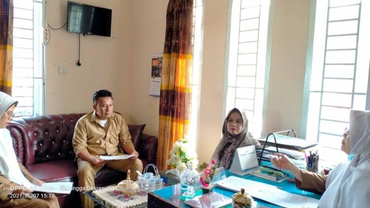 Tindak Lanjuti KMA No. 660 Tahun 2021, Kasi PHU Gelar Rapat Persiapan Sosialisasi