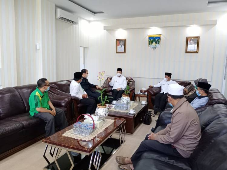 Kemenag Bersama Walikota Padang Panjang Sepakat, Kembangkan Lembaga Pendidikan