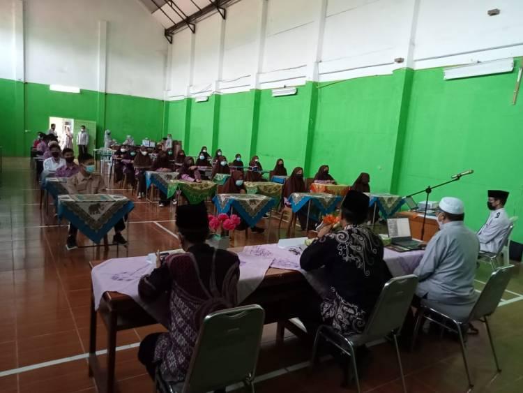 Wujudkan Generasi Berkualitas, Kemenag Gelar Bimwin di MAN 2 Padang Panjang