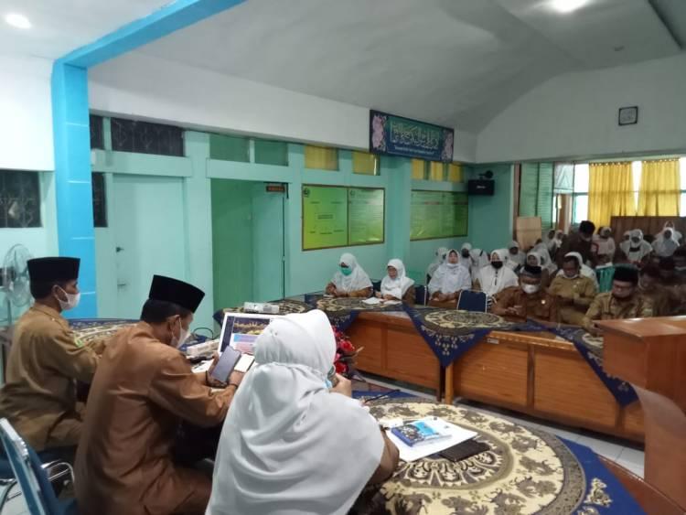 Kankemenag Padang Panjang Sosialisasi KMA No. 660 Tahun 2021