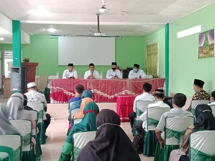 Bina PPKB PAI, Plt Kakanwil: Guru PAI Ujung Tombak Pemelihara Moral Masyarakat