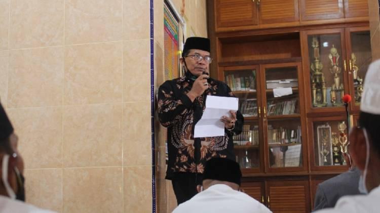 Kepala Kemenag Kota Sawahlunto Sosialisasikan Langsung SE Menag RI Nomor 15 Tahun 2021 ke Masyarakat
