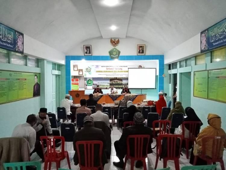 Edukasi Bahaya Narkoba, GANN Kota Padang Panjang Libatkan Penyuluh Agama Kankemenag Kota Padang Panjang