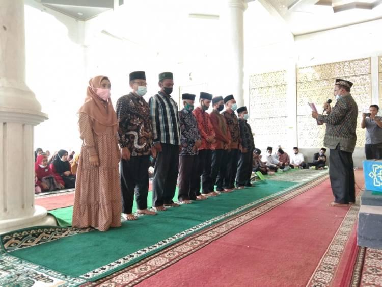 100 Peserta Ikuti MTQN Nagari Kecamatan Padang Gelugur