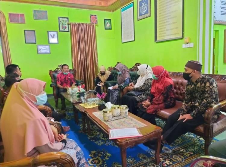 Genjot Kinerja Tim PMPZI, Kepala MAN 2 Pesisir Selatan Adakan Rapat Koordinasi