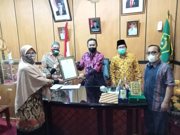 Madrasah Ibtidaiyah Swasta (MIS) Al-Khair Padang Panjang Terima Izin Operasional