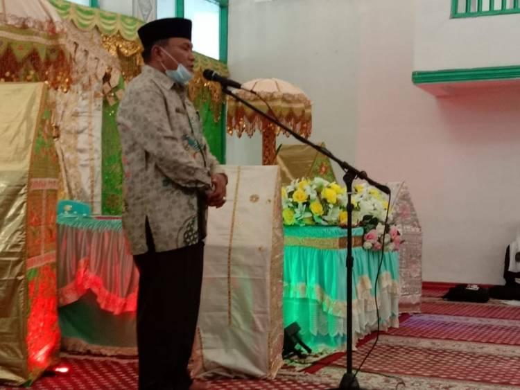Santri Lulusan MDTA Al Fatah Harus Terus Meningkatkan Kemampuan Baca Al Quran