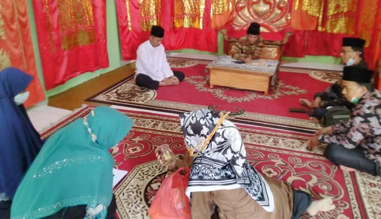 Jalin Silaturrahmi, KUA Canduang Adakan Pertemuan dengan Penyuluh Agama.