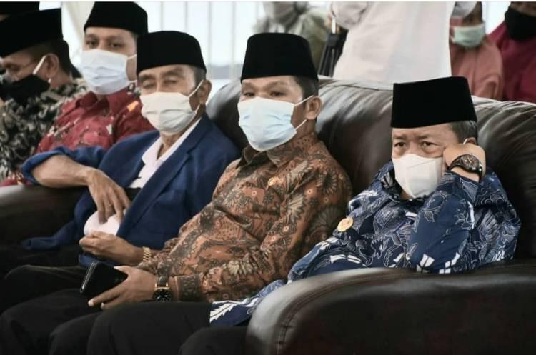 Kakankemenag Agam Hadiri Khatam Al Quran MDTA Muhammadiyah Ranting Tanjung Alam