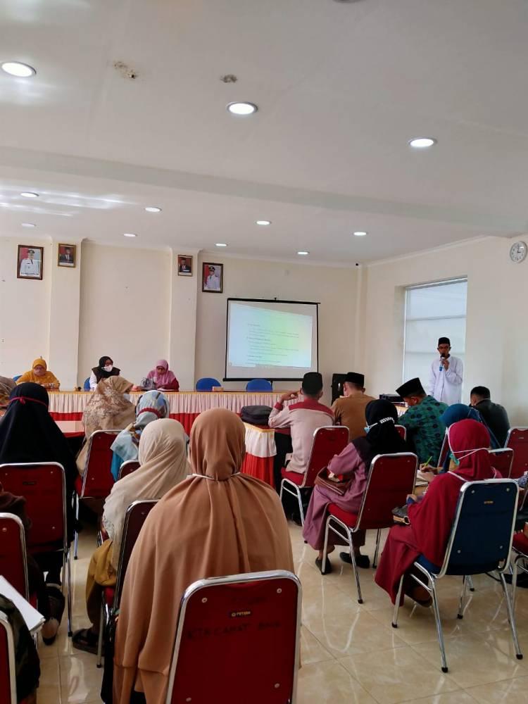 FKDT Kecamatan Banuhampu Optimalkan Proses Pengajuan BOP MDT