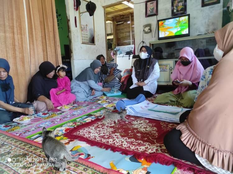 Kolaborasi Nan Apik Penyuluh Agama dan Pendamping PKH Tingkatkan Kualitas Jiwa KPM PKH