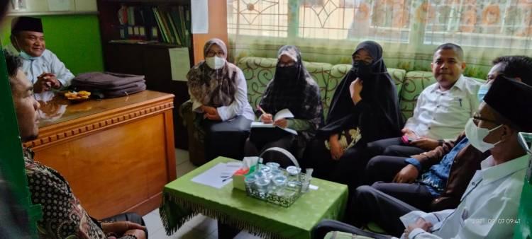 Penyuluh Agama Kecamatan Banuhampu Matangkan Persiapan Pelaksanaan Gerakan Penyuluh Agama Peduli