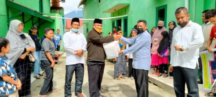 Penyuluh Agama Kecamatan Banuhampu Laksanakan Aksi Gerakan Penyuluh Agama Peduli Umat