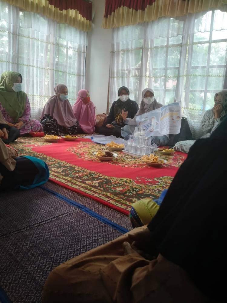 Penyuluh Agama Bicara Persoalan Kekerasan dan Perlindungan Terhadap Anak